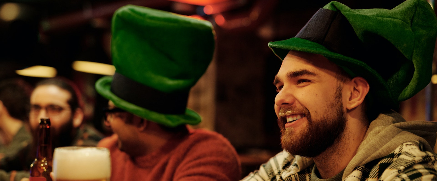 Celebrate St. Patrick's Day With Us